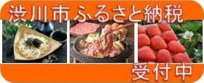 渋川市ふるさと納税